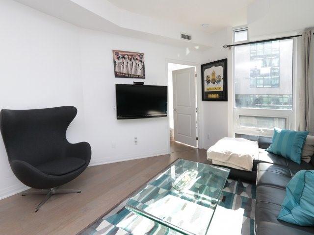 Condo Apartment at 60 Annie Craig Dr, Unit B313, Toronto, Ontario. Image 3