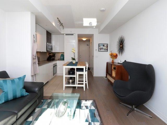 Condo Apartment at 60 Annie Craig Dr, Unit B313, Toronto, Ontario. Image 4