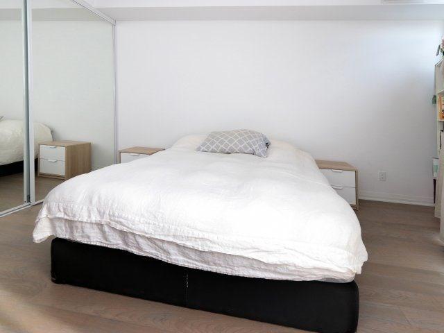 Condo Apartment at 60 Annie Craig Dr, Unit B313, Toronto, Ontario. Image 6