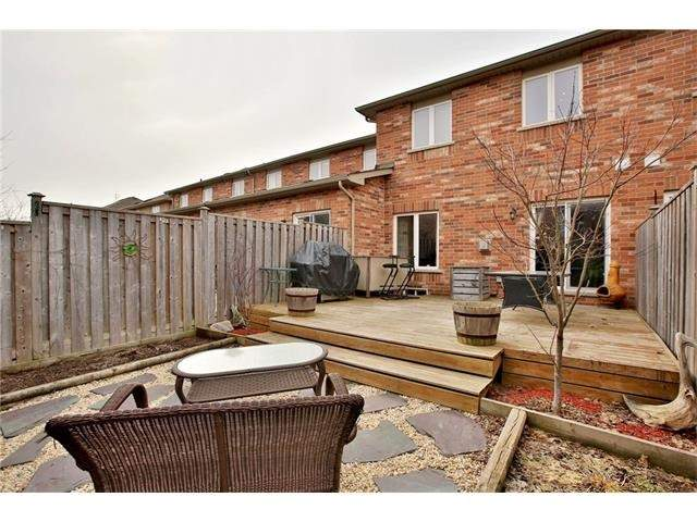 Townhouse at 2295 Whistling Springs Cres, Oakville, Ontario. Image 11