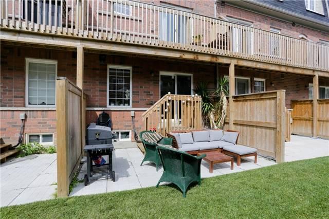 Condo Townhouse at 1133 Haig Blvd, Unit 5, Mississauga, Ontario. Image 11