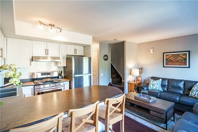 Condo Townhouse at 93 The Queensway Ave W, Unit Th25, Toronto, Ontario. Image 13
