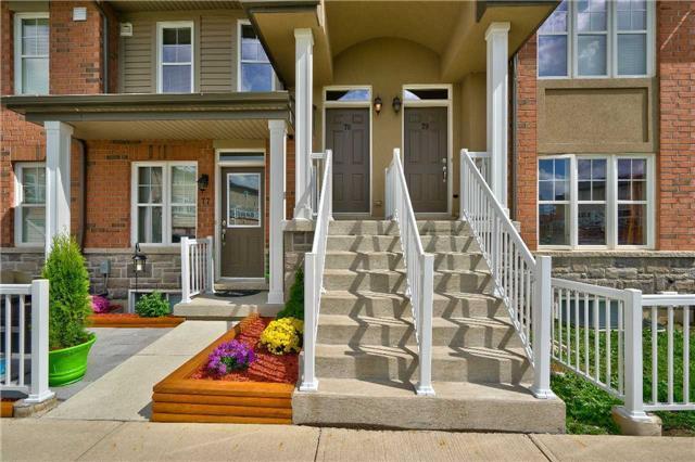 Condo Townhouse at 1380 Costigan Rd, Unit 78, Milton, Ontario. Image 8