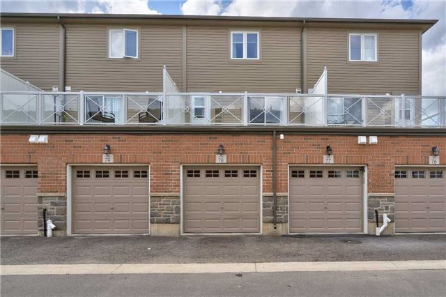 Condo Townhouse at 1380 Costigan Rd, Unit 78, Milton, Ontario. Image 7