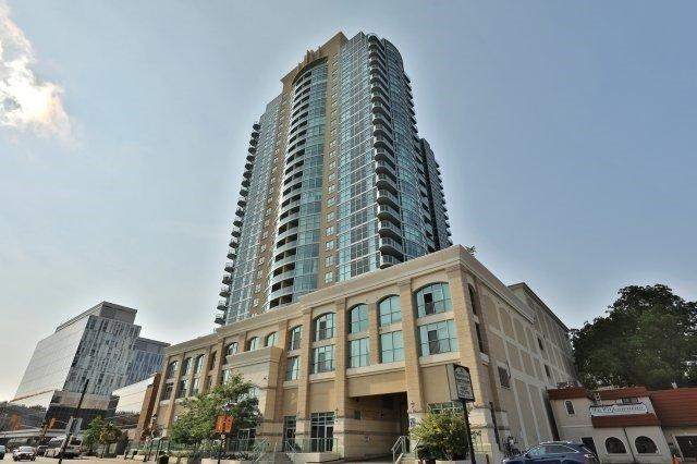 Condo Apartment at 9 George St N, Unit 1405, Brampton, Ontario. Image 1