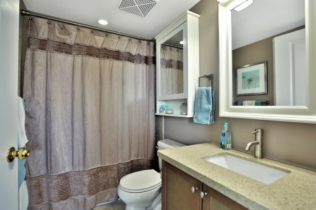 Condo Apartment at 9 George St N, Unit 1405, Brampton, Ontario. Image 3