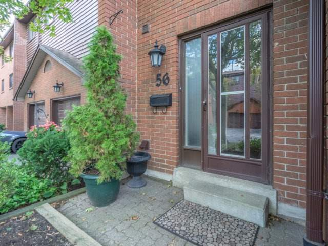 Condo Townhouse at 4165 Fieldgate Dr, Unit 56, Mississauga, Ontario. Image 12