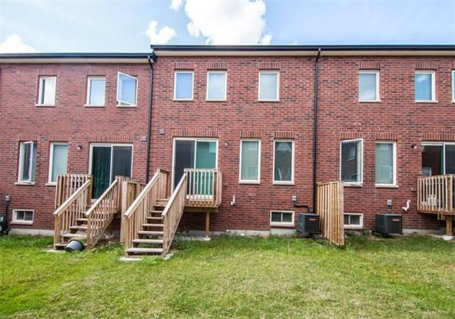 Townhouse at 66 Mclaughlin Ave, Milton, Ontario. Image 13