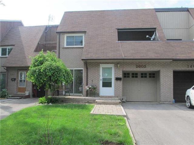 Townhouse at 2603 Inlake Crt, Mississauga, Ontario. Image 1