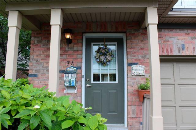 Condo Townhouse at 4600 Kimbermount Ave, Unit 74, Mississauga, Ontario. Image 12