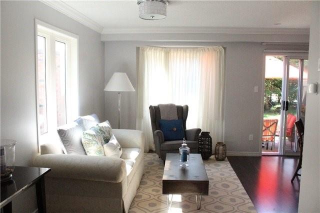 Condo Townhouse at 4600 Kimbermount Ave, Unit 74, Mississauga, Ontario. Image 2