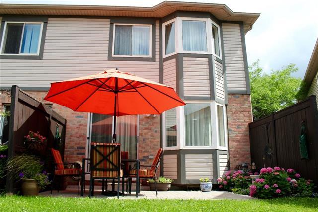 Condo Townhouse at 4600 Kimbermount Ave, Unit 74, Mississauga, Ontario. Image 13