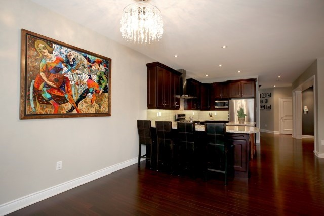 Townhouse at 2330 Wuthering Heights Way, Oakville, Ontario. Image 3