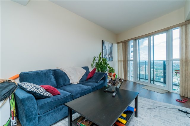Condo Apartment at 60 Absolute Ave, Unit 3907, Mississauga, Ontario. Image 11
