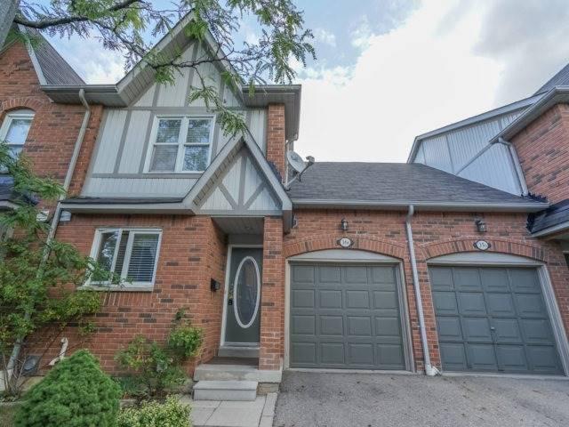 Condo Townhouse at 5865 Dalebrook Cres, Unit 36B, Mississauga, Ontario. Image 1