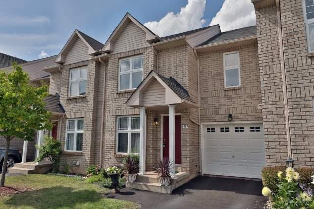 Condo Townhouse at 2189 Postmaster Dr, Unit 9, Oakville, Ontario. Image 12