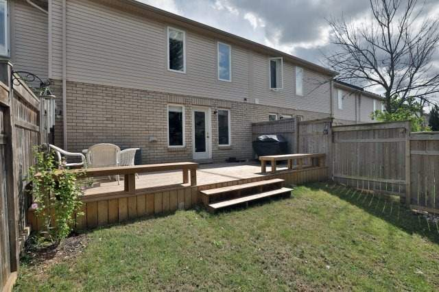 Condo Townhouse at 2189 Postmaster Dr, Unit 9, Oakville, Ontario. Image 9