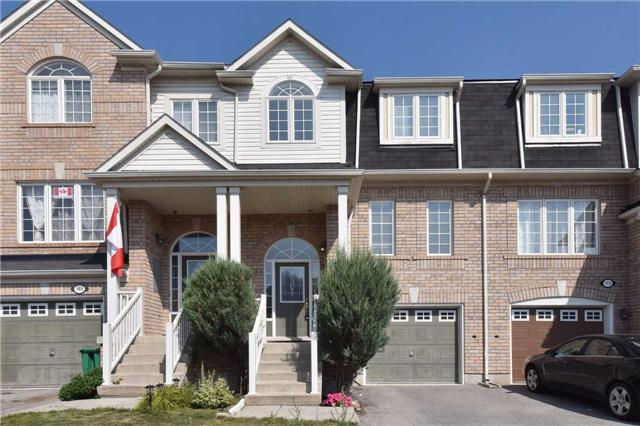 Townhouse at 171 Decker Hollow  Circ, Brampton, Ontario. Image 1