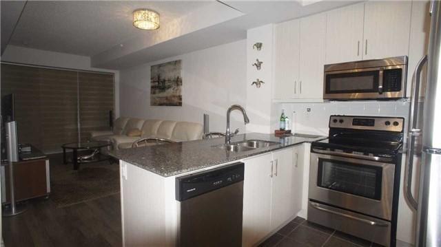 Condo Apartment at 15 James Finlay Way, Unit 917, Toronto, Ontario. Image 15