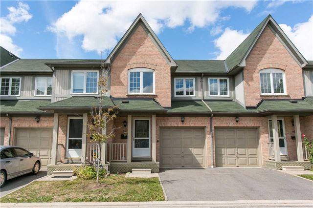 Condo Townhouse at 2955 Thomas St, Unit 47, Mississauga, Ontario. Image 1