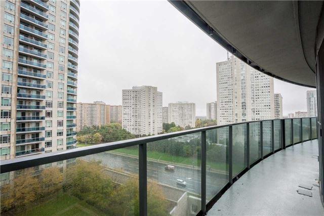 Condo Apartment at 60 Absolute Ave, Unit 908, Mississauga, Ontario. Image 10