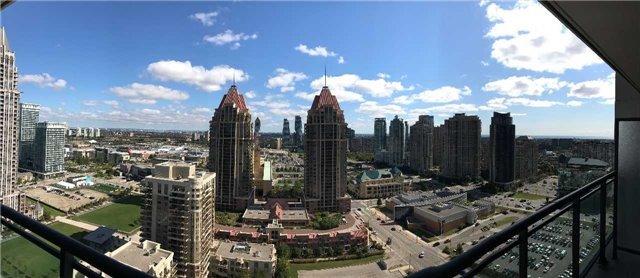 Condo Apartment at 4070 Confederation Pkwy, Unit 2410, Mississauga, Ontario. Image 4