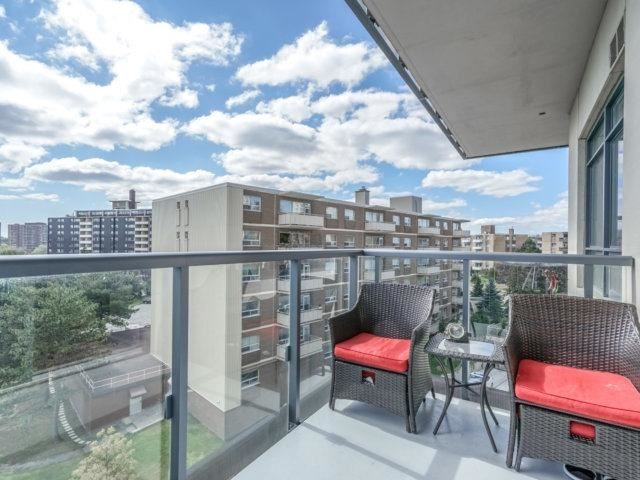 Condo Apartment at 35 Fontenay Crt, Unit 508, Toronto, Ontario. Image 4