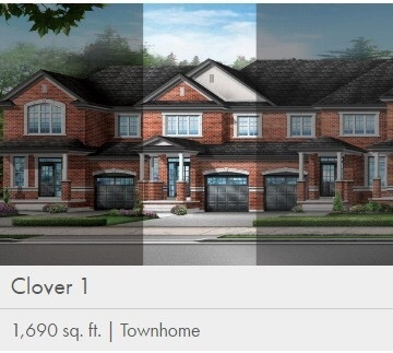 Townhouse at 0 Silver Maple Rd, Oakville, Ontario. Image 1