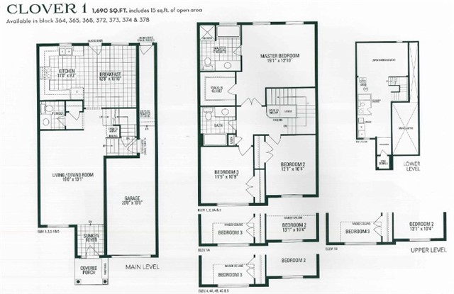 Townhouse at 0 Silver Maple Rd, Oakville, Ontario. Image 3