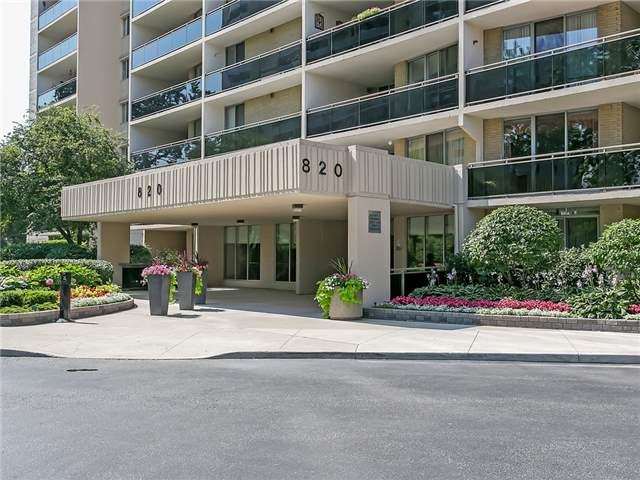 Condo Apartment at 820 Burnhamthorpe Rd, Unit 1008, Toronto, Ontario. Image 1