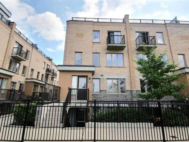 Condo Townhouse at 10 Foundry Ave, Unit 229, Toronto, Ontario. Image 2