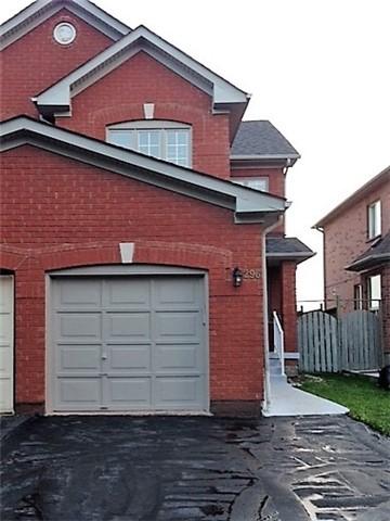 Semi-detached at 296 Pressed Brick Dr, Brampton, Ontario. Image 1