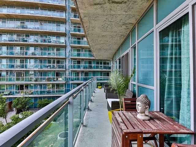 Condo Apartment at 165 Legion Rd N, Unit 630, Toronto, Ontario. Image 9