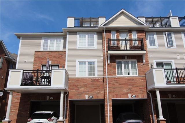 Condo Townhouse at 2614 Dashwood Dr, Unit 35, Oakville, Ontario. Image 10