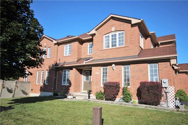 Semi-detached at 156 Fairhill Ave, Brampton, Ontario. Image 1