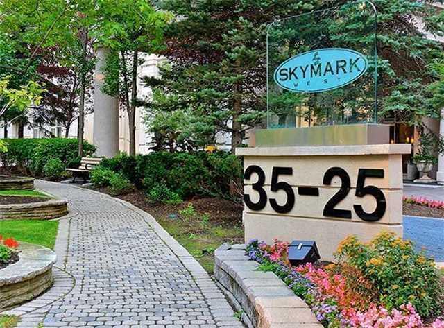 Condo Apartment at 35 Kingsbridge Garden Circ, Unit 2704, Mississauga, Ontario. Image 1