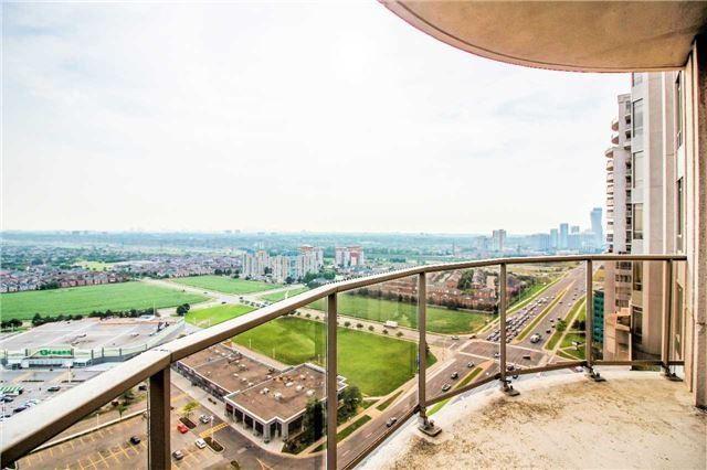 Condo Apartment at 35 Kingsbridge Garden Circ, Unit 2704, Mississauga, Ontario. Image 5