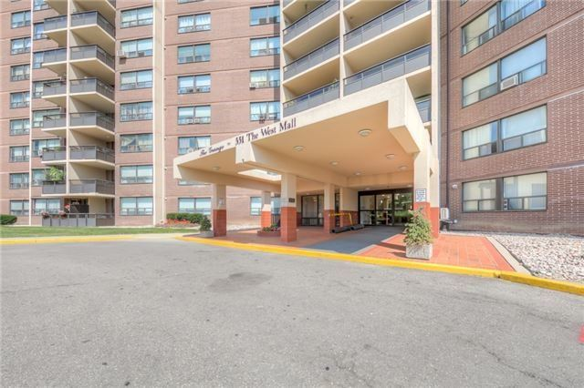 Condo Apartment at 551 The West Mall, Unit 1605, Toronto, Ontario. Image 13