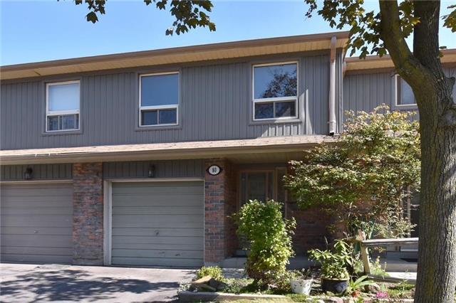 Condo Townhouse at 60 Hanson Rd, Unit 80, Mississauga, Ontario. Image 12