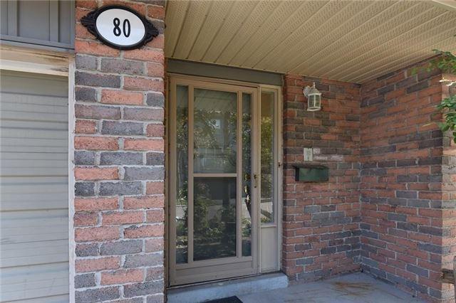 Condo Townhouse at 60 Hanson Rd, Unit 80, Mississauga, Ontario. Image 14