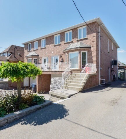 Semi-detached at 228 Rosethorn Ave, Toronto, Ontario. Image 1