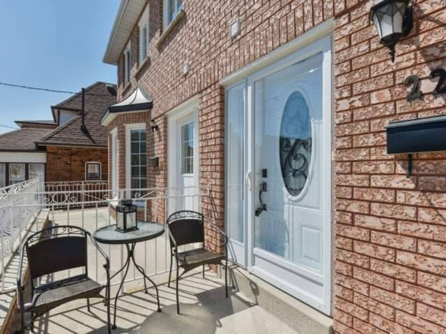 Semi-detached at 228 Rosethorn Ave, Toronto, Ontario. Image 9