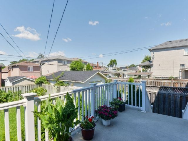 Semi-detached at 228 Rosethorn Ave, Toronto, Ontario. Image 10