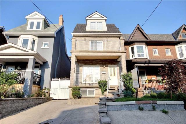 Detached at 1035 St Clarens Ave, Toronto, Ontario. Image 1