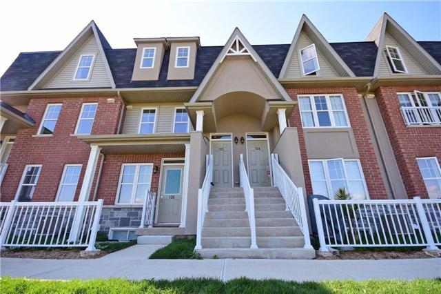 Condo Townhouse at 1380 Costigan Rd, Unit 125, Milton, Ontario. Image 1