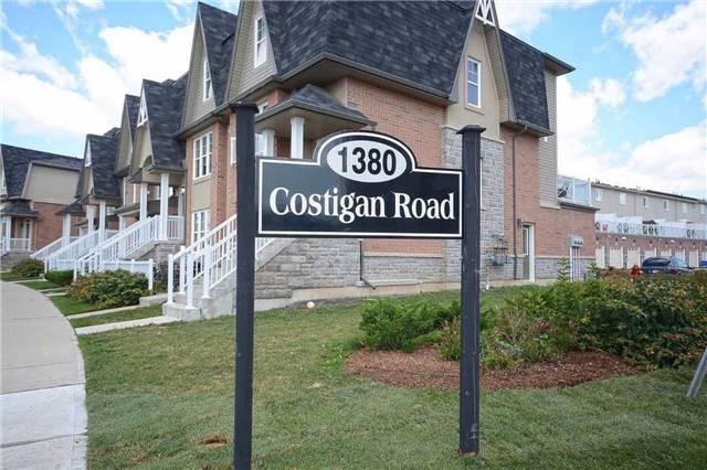 Condo Townhouse at 1380 Costigan Rd, Unit 125, Milton, Ontario. Image 10