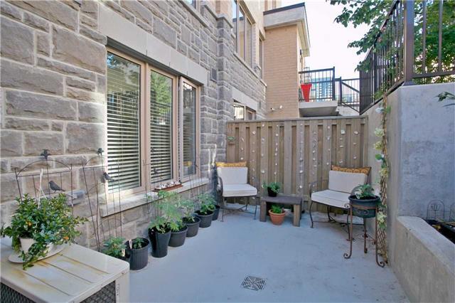 Condo Townhouse at 13 Foundry Ave, Unit 140, Toronto, Ontario. Image 7