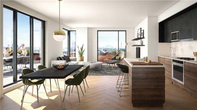 Condo Apartment at 312-430 Roncesvalles Ave, Toronto, Ontario. Image 7