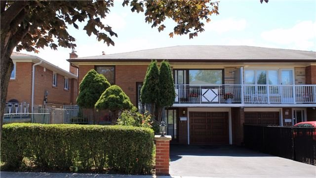 Semi-detached at 63 Songwood Dr, Toronto, Ontario. Image 1