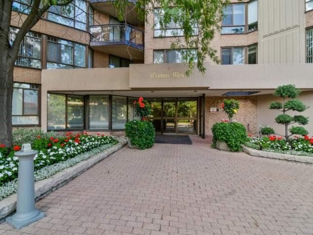 Condo Apartment at 20 Cherrytree Dr, Unit 1106, Brampton, Ontario. Image 1